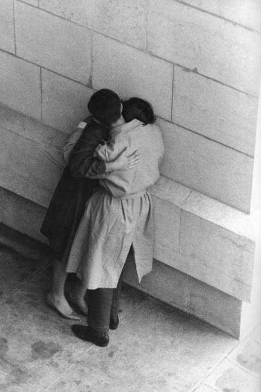 The Lovers of Paris I 50s