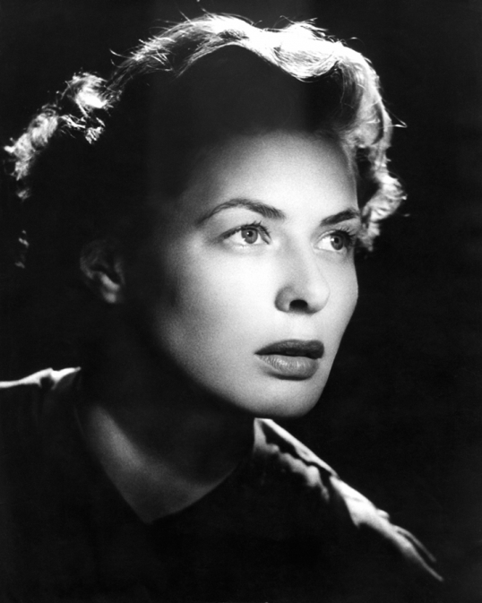Ingrid Bergman I 50s