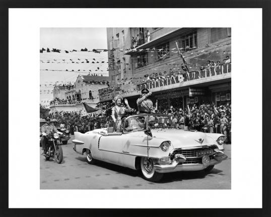 The Royal Tour of Pakistan I 1961