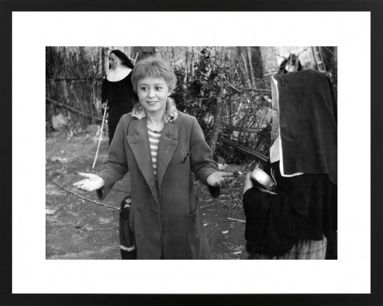 Giulietta Masina, La Strada I 1954